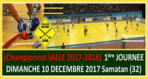 Début de Saison pour le Championnat SALLE