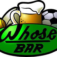 Whose Bar (Ext)